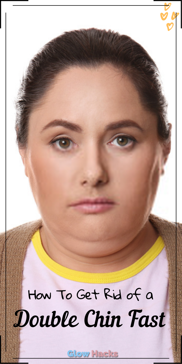 How To Get Rid of a Double Chin Fast